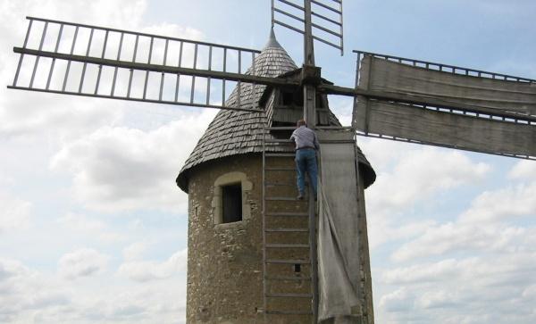 Le moulin Tol