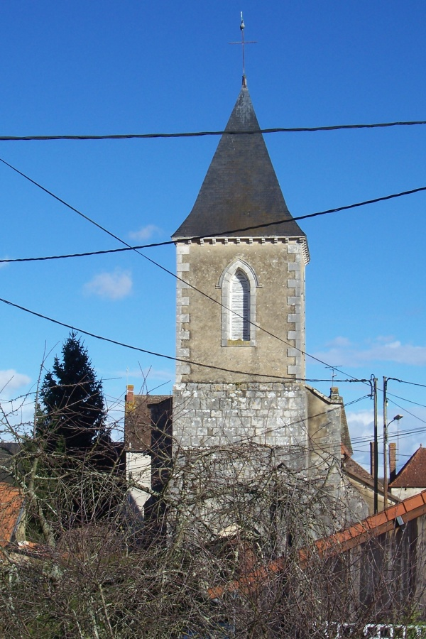Photo Haims - LA PETITE EGLISE DE HAIMS
