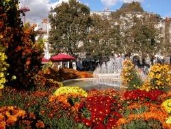 Photo paysage et monuments, Poitiers - automne à poitiers