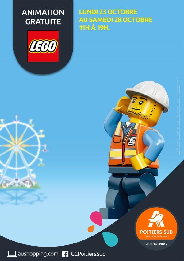 LEGO®  à Poitiers