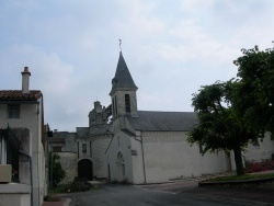 Photo paysage et monuments, Ranton - Ranton: église Saint Léonard