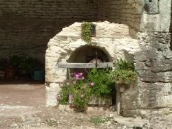 Photo paysage et monuments, Ranton - Ranton:  puits dans le tuffeau