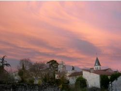 Photo paysage et monuments, Ranton - Lever de soleil sur Ranton.
