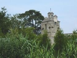 Photo paysage et monuments, Ranton - Ranton: Le château (tour de guet)