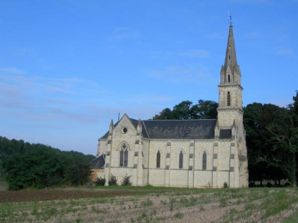 """Photo Ranton - Ranton: Chapelle de la """"Bonne Dame"""""""