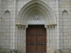 """Photo paysage et monuments, Ranton - Ranton: Chapelle de la """"Bonne Dame"""" (porche)"""