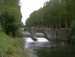 "Photo paysage et monuments, Ranton - Ranton: écluse de ""Veillard"""