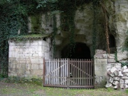 Photo paysage et monuments, Ranton - Ranton: troglo.
