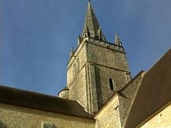 Photo paysage et monuments, Saint-Benoît - Le Prieuré de Saint-Benoît