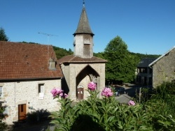 Photo paysage et monuments, Jabreilles-les-Bordes - eglise
