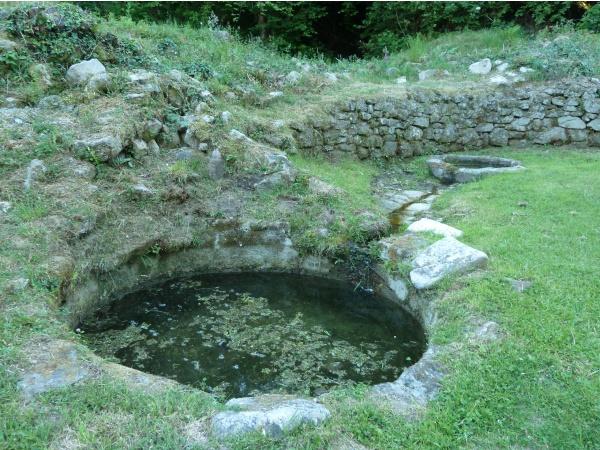 Photo Jabreilles-les-Bordes - ancienne source