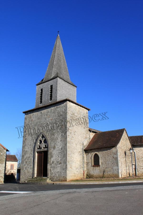 Photo Saint-Denis-des-Murs - Eglise Saint-Denis-des-Murs
