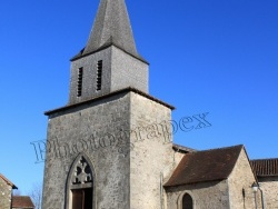 Photo paysage et monuments, Saint-Denis-des-Murs - Eglise Saint-Denis-des-Murs