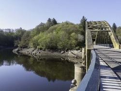Photo paysage et monuments, Saint-Laurent-les-Églises - Le pont du Dognon