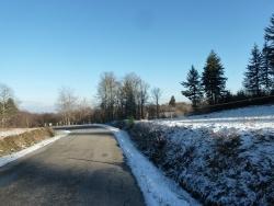 Photo paysage et monuments, Saint-Sulpice-Laurière - Bois des Echelles 31-12-2014 verglas 4