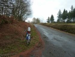 Photo paysage et monuments, Saint-Sulpice-Laurière - Sommet Bois des Echelles , pas gelé cette année pour la St Sylvestre