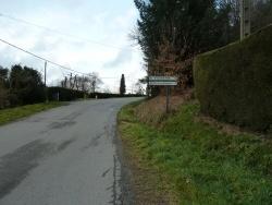Photo paysage et monuments, Saint-Sulpice-Laurière - pas gelé cette année pour la St Sylvestre il faut grimper