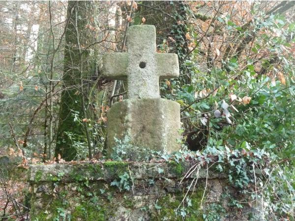 croix vers Le Peiti Coudier
