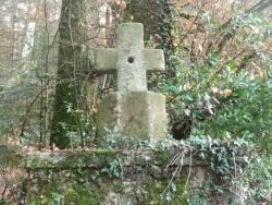 Photo paysage et monuments, Saint-Sulpice-Laurière - croix vers Le Peiti Coudier