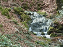 Photo paysage et monuments, Saint-Sulpice-Laurière - la petite rigole du diable qui vien des Colmbes
