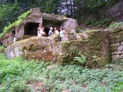 Photo paysage et monuments, Belmont-lès-Darney - Barcan hermitage près de Belmont