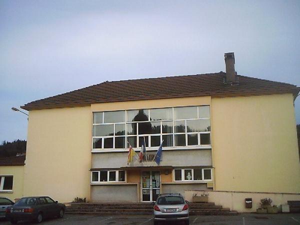 Photo Ban-sur-Meurthe-Clefcy - Mairie de Ban sur Meurthe - Clefcy