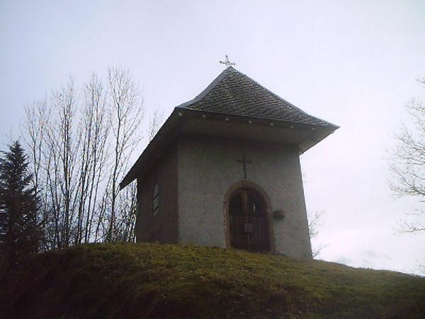 Photo Ban-sur-Meurthe-Clefcy - Chapelle Saint - Hubert  XVIIIe siècle  (Monument Historique)
