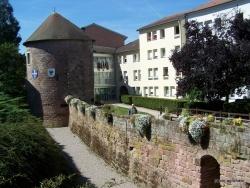 Photo paysage et monuments, Épinal - Epinal les murailles Xlll-XVll siècles