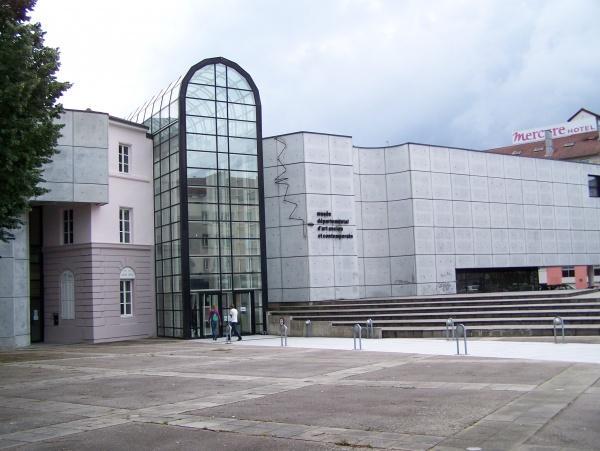 Photo Épinal - Musée d'Art Ancien et Contemporain Epinal