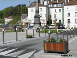 Photo paysage et monuments, Épinal - Epinal Square de Juillet