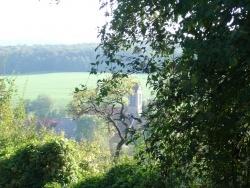 Photo paysage et monuments, Estrennes - à travers......