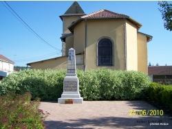 Photo paysage et monuments, Évaux-et-Ménil - monument Evaux et menil