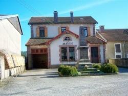 Photo paysage et monuments, Le Mont - La Mairie de Le Mont