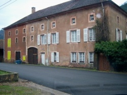 Photo paysage et monuments, Moussey - Moussey rue du 18 août