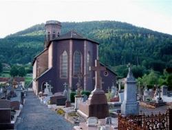 Photo paysage et monuments, Moussey - église