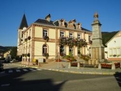 Photo paysage et monuments, Plainfaing - Mairie de Plainfaing