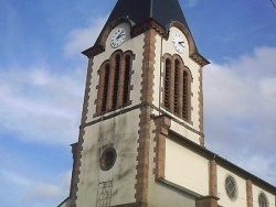 Photo paysage et monuments, Plainfaing - Eglise de Saint Nicolas de Plainfaing