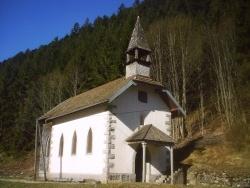 Photo paysage et monuments, Plainfaing - Chapelle Saint Jean Baptiste au Rudlin