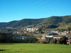 Photo paysage et monuments, Senones - Senones, la Poterosse