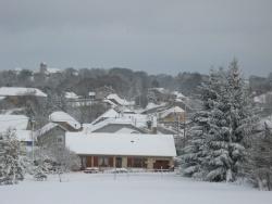 Photo paysage et monuments, Soulosse-sous-Saint-Élophe - Sous la neige de 2010