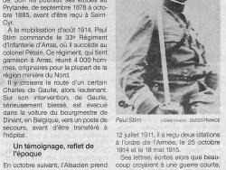 Lettres centenaires d'un général en campagne 2/2