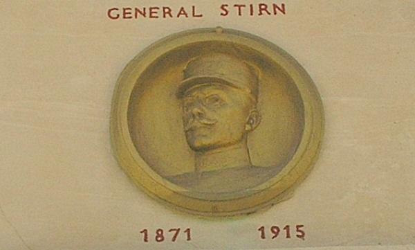 Photo Les Voivres - Hommage au général Stirn