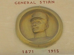Hommage au général Stirn