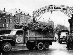 Manteuffel Kaserne