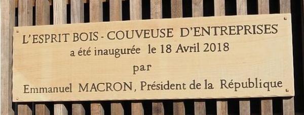 Photo Les Voivres - L'image présidentielle