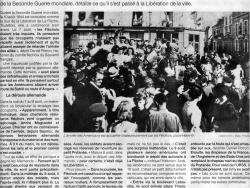 Libération de La Flèche