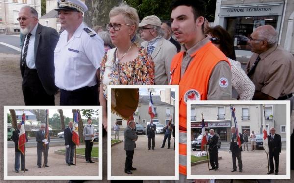 Photo Les Voivres - Commémoration 1/2