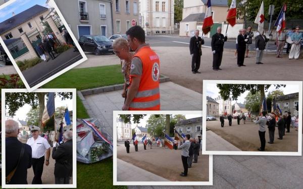 Photo Les Voivres - Commémoration 2/2