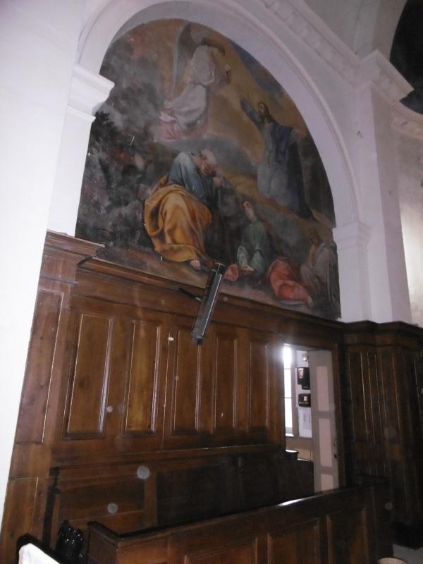 Eglise Saint-Rémi : détail