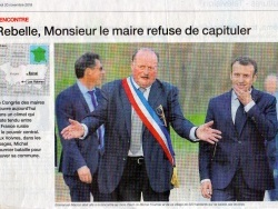 « Rebelle, Monsieur le Maire » 1/2